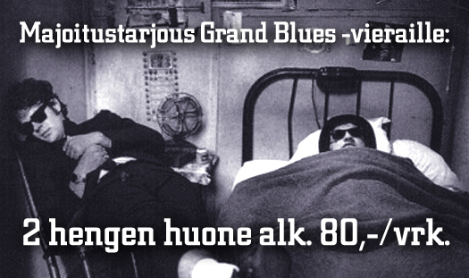 Grand Blues teaser