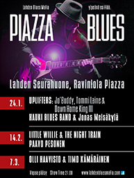 Piazza Blues 2014